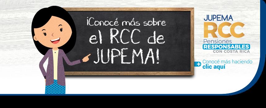 17 Conoce más sobre el RCC.