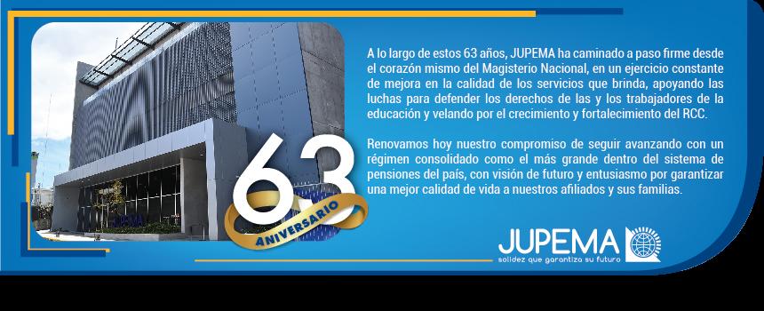000 Aniversario 63 JUPEMA.